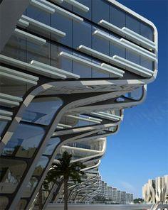 Modern Architecture - Stone Towers: Cairo (5 pics) - My Modern Metropolis