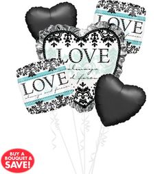 Always & Forever Wedding Party Supplies - Party City