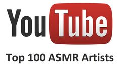 Check out the top 100 asmr artists our there for all the head tingles you can imagine !