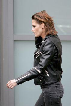 September 13 - Kristen Stewart Leaving the Premiere More