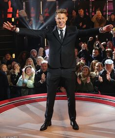 Welcome To Nelly Jackson's Blog: Geordie Shore's Scotty T crowned winner of Celebri...