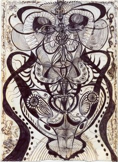 cavinmorrisgallery: Noviadi Angkasapura Untitled, 2014 Ink on found paper 11.5 x 8.5 inches 29.2 x 21.6 cm NoA 113