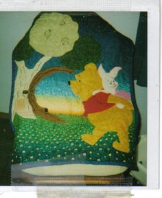Baby quilt made for nephew