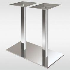 pied de table central pieds de table