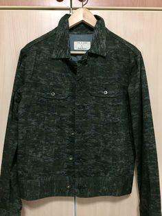 Rag & Bone Camouflage Denim Jacket Size xs - Light Jackets for Sale - Grailed