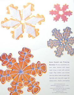 Good Things by David: Martha by Mail ~ Prancing Reindeer & Snowflake Cutters