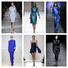 abecedario con todas las tendencias de moda de primavera verano 2013: z de (a)z(ul)
