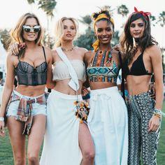 Coachella 2016 Victoria's Secret