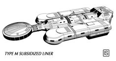 Type M Subsidized Liner by biomass on DeviantArt