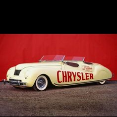 1941 Chrysler Indy 500 Pace Car