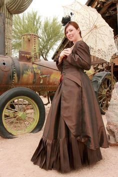 Steampunk - Maritime Arts Designs  Love the whole look!