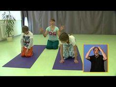 Pomáhejme si: Jóga s Olgou Tajovskou - 2. díl - YouTube Yoga For Kids, Kids Rugs, Youtube, How To Plan, Kid Friendly Rugs, Youtubers, Kid Yoga, Youtube Movies, Nursery Rugs