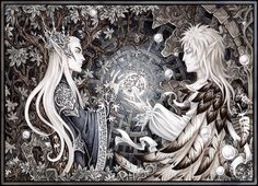 Two Kings by Candra on DeviantArt