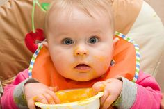 Have you ever stayed away from certain foods as it creates an allergic reaction or affect your health? Baby Puree Recipes, Baby Food Recipes, Healthy Eating Habits, Kids Health, Having A Baby, Healthy Kids, Baby Care, Planer, Bebe Bio