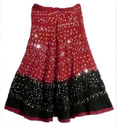Rabari Banjara Bellydancing Mirror Skirt Chaniya Choli