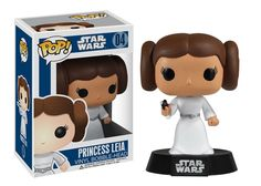 FUNKO POP Star Wars Princess Leia