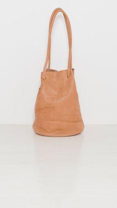 Are Studio. Tube Bag in Ginger