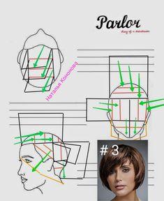 Simply Hairstyles, Hair Cutting Techniques, Diy Haircut, Haircut And Color, Hairdresser, Hair Cuts, Hair Styles, Helen Mirren, Coloring