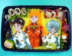 Edible Anime: The Delicious Anime Bento Boxes are Yummy