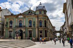 Circulo de las Artes (Lugo - Spain)