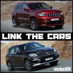 Link the cars – what do these cars have in common?