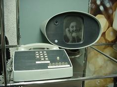 Bell Systems Picture Phone..N.Y.Worlds Fair...'64/'65...