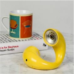 Magpie - The Modern Home - Yellow Mini Radio  #mzube #gift #gifts #cheap #sale #birthday #quirky #shopping #cool #presents   https://www.mzube.co.uk