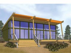 Hummingbird h1 house plans