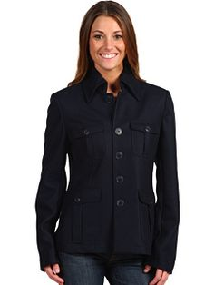 Lucky Brand Officer Jacket