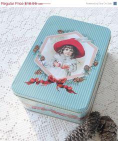 On Sale Vintage Maud Humphrey Bogart Metal di RosebudsOriginals