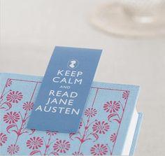 guiltless reading: #BookmarkMonday (206): #AusteninAugustRBR No. 1