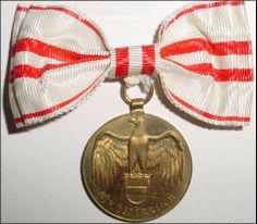 1914-1918 Austrian World War Medal for women, Austria. Now on the Colnect catalog @Gail Regan Truax://colnect.com/medals War Medals, Austro Hungarian, Wwi, Austria, World War, Warriors, Catalog, Awards, Women