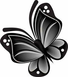 Cartoon Butterfly, Butterfly Nail Art, Butterfly Drawing, Butterfly Cards, Simple Flower Design, Beast Wallpaper, Painted Flower Pots, Sunflower Art, One Stroke Painting
