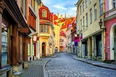 Find Narrow Street Old Town Tallinn Estonia stock images in HD and millions of other royalty-free stock photos, illustrations and vectors in the Shutterstock collection. Thousands of new, high-quality pictures added every day. Places To Travel, Travel Destinations, Places To Go, High Street Stores, Photo Store, Europe Photos, Best Beer, Wanderlust Travel, Countries Of The World