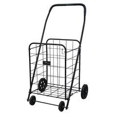 Narita Mitey-A Shopping Cart, Black