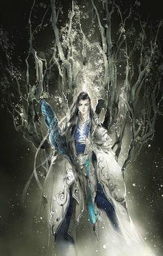Character Inspiration, Character Art, Character Design, Character Concept, Chinese Painting, Chinese Art, Manhwa, Fantasy Male, Kung Fu Panda