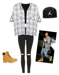 """""""Drake #Women"""" by hey-cupcake12 ❤ liked on Polyvore featuring Ted Baker, Topshop, Timberland, Jordan Brand, DRAKE, views and 60secondstyle"""