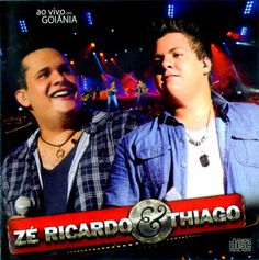 BOX SERTANEJO: BAIXAR CD ZÉ RICARDO E THIAGO - AO VIVO EM GOIANIA...