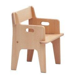 Peters barnestol - Bøg/Ubeh.