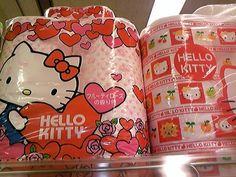 hello kitty toilet paper!