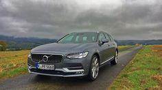 Schöner Lastesel von Volvo: V90 - Alternative zum Premium-Portfolio