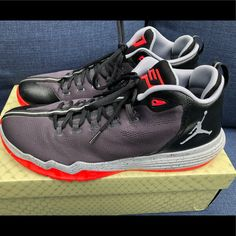 official photos 23235 7ffdb Shop Men s Nike Black Red size 14 Sneakers at a discounted price at  Poshmark.