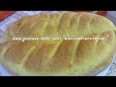 Pão de milho verde caseiro especial. Receita inédita.