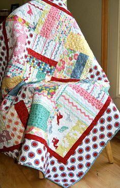 I love quilts!