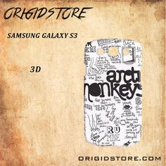 artic monkeys song For Samsung Galaxy S3 Case - Gift Present Multiple Choice