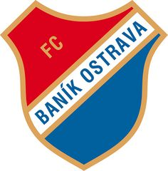 FC Baník Ostrava | Country: Česká republika / Czech Republic. País: República Checa. | Founded/Fundado: 1922/09/08 | Badge/Crest/Logo/Escudo.