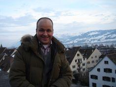 Zu Besuch bei BusinessPlus in Rapperswil, Schweiz (2005)