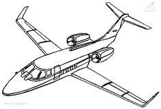 Die 10 Besten Bilder Von Flugzeug Malen Airplane Illustration