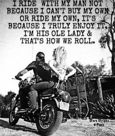 ❤️ love that feeling riding together