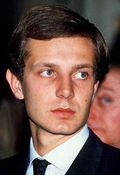 Stefano Casiraghi (* 8. September 1960 in Mailand; † 3. Oktober 1990 in Monte Carlo)